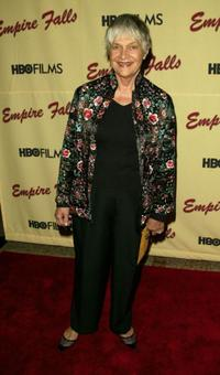 Estelle Parsons at the premiere of