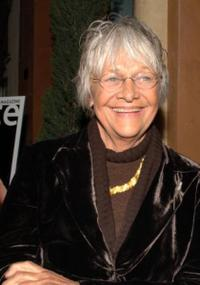 Estelle Parsons at the after party of