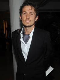 Tao Ruspoli at the after party of the New York premiere of