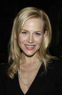 Julie Benz at the Hallmark Channel's
