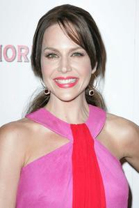 Julie Benz at the grand opening of Eva Longoria Parkers new restaurant