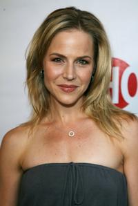 Julie Benz at the Los Angeles premiere of