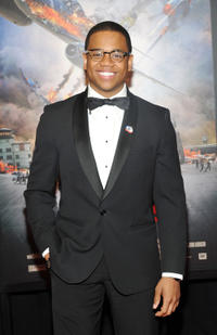 Tristan Wilds at the New York premiere of