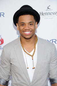 Tristan Wilds at the Giants Justin Tuck 3rd Annual