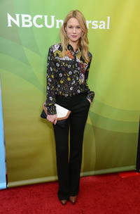 Kristen Hager at the Day 2 of the NBCUniversal's