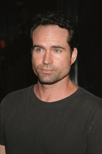 Jason Patric at the Calvin Klein Underwear Party.