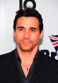 Adrian Paul at the Champagne Launch Of BritWeek 2009.