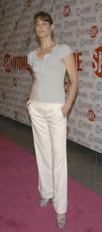 Alexandra Paul at the second season premiere of