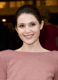 Gemma Arterton at the Louis Vuitton Bond Street Maison Launch.