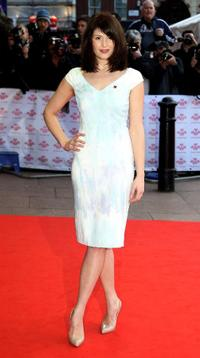 Gemma Arterton at the Prince's Trust Celebrate Success Awards.