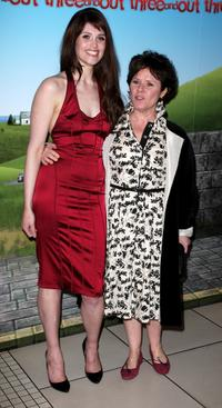 Gemma Arterton and Imelda Staunton at the premiere of
