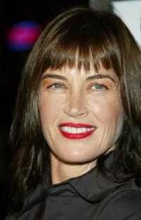 Amanda Pays at the premiere of