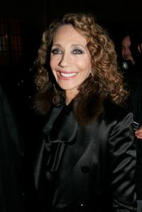Marisa Berenson at the Valentino fashion show during Paris Fashion Week (Haute Couture) Spring-Summer.
