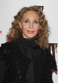 Marisa Berenson at the Premiere of the