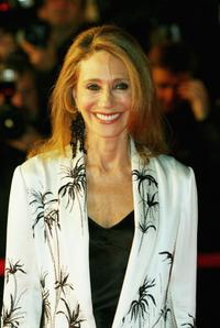 Marisa Berenson at the NRJ Music Awards 2006 at the Palais des Festivals.