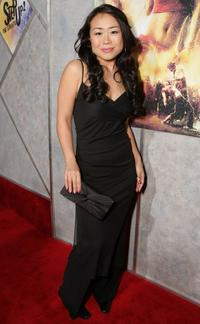 Mari Koda at the World premiere of