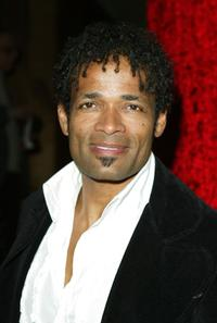 Mario Van Peebles at the Ronald McDonald House celebrity Charity Christmas Party.