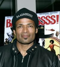 Mario Van Peebles at a viewing of