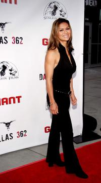 Nia Peeples at the SunLion Film Gala Premiere of