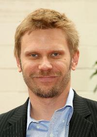Mark Pellegrino at the opening of