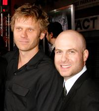 Mark Pellegrino and Producer Tripp Vinson at the Los Angeles premiere of
