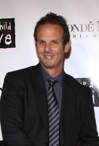Peter Berg at the 4th Annual Black Ball concert for Keep a Child Alive.