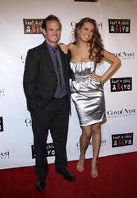 Peter Berg and Petra Nemcova at the 4th Annual Black Ball concert.