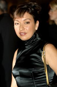Elizabeth Pena at the Ninth Annual Diversity Awards.