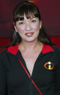 Elizabeth Pena at the premiere of