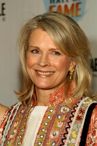 Candice Bergen at 13th Annual Broadcasting & Cable Magazine Hall of Fame.