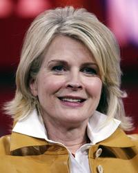 Candice Bergen at the 2005 Television Critics Winter Press Tour.