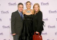 Neil Pepe, Kristen Johnston and Mary McCann at the This Is Tisch Gala Benefit.