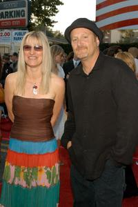 Director Catherine Hardwicke and Stacy Peralta at the premiere of