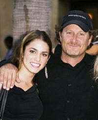 Nikki Reed and Stacy Peralta at the premiere of