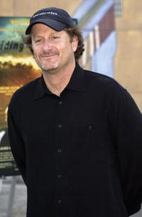 Stacy Peralta at the premiere of
