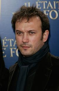 Vincent Perez at the premiere of