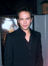 Vincent Perez at the world premiere of