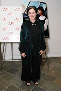 Millie Perkins at the AFI Cinema's Legacy screening of