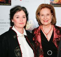 Millie Perkins and Diane Baker at the 13th Annual Spirit of Anne Frank Awards gala.