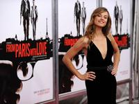 Kasia Smutniak at the premiere of