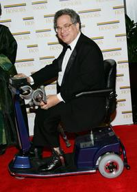Itzhak Perlman at the 27th Annual Kennedy Center Honors.