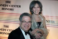Itzhak Perlman and his wife Toby Perlman at the 30th Annual Kennedy Center Honors.