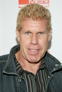 Ron Perlman at the Toronto International Film Festival Entertainment Weekly party.