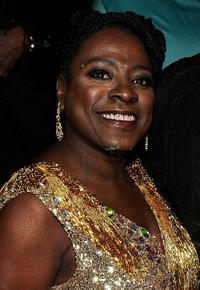 Sharon Jones at the backstage of VH1 Divas Celebrates Soul in New York.