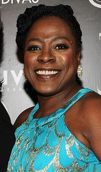 Sharon Jones at the VH1 Divas Celebrates Soul in New York.
