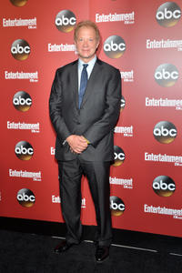 Jeff Perry at the Entertainment Weekly and ABC-TV Upfronts Party in New York.