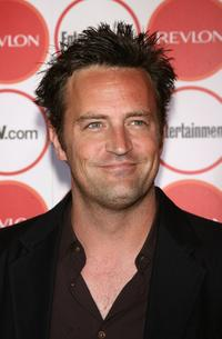 Matthew Perry at the Entertainment Weekly's 4th Annual Pre-Emmy Party.