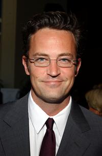 Matthew Perry at the Fashion Forward Fundraiser benefitting Friendly House and CLARE Foundation, Inc.