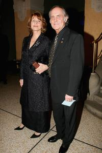 Senta Berger and Producer Michael Verhoeven at the Bavarian Film Awards 2006.