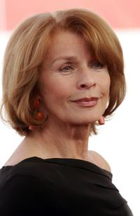 Senta Berger at the German Film Award.